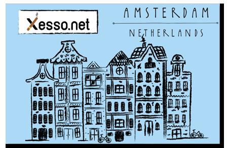 קססונית דגם אמסטרדם - סגורה