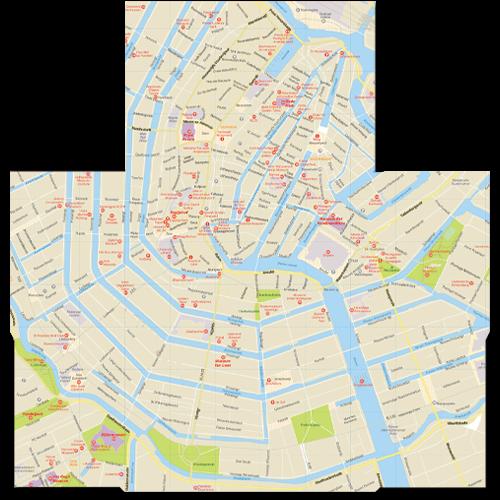 קססונית דגם אמסטרדם - פתוחה